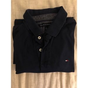 Tommy Hilfiger Navy polo